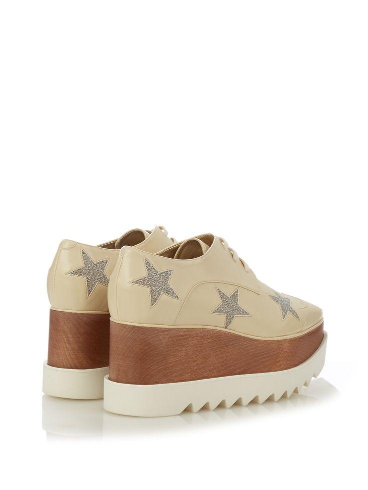 Elyse lace-up platform shoes   Stella McCartney   MATCHESFASHION.COM US