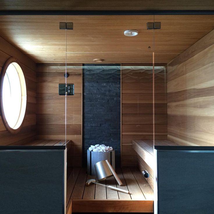 """370 gilla-markeringar, 16 kommentarer - Riitta (@mustaa_valkoisella) på Instagram: """"Mahtava luonnonilmiö tämä aurinko ☀️ #myhome #sauna #bastu #bathroom #wood #finnishhome…"""""""