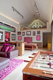 majestic interior design games for girls. New Build South Yorkshire 2  contemporary Family Room Other Metro Carolyn Parker Interior Design Ltd 31 best Ladies Lair images on Pinterest Basement ideas