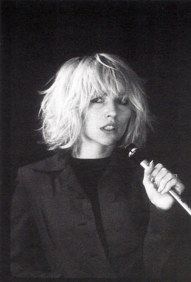 Hair musing: Debbie Harry | blondie, debbie harry, organic colour systems, 70s, 80s, blonde, platinum | Glasshouse Journal