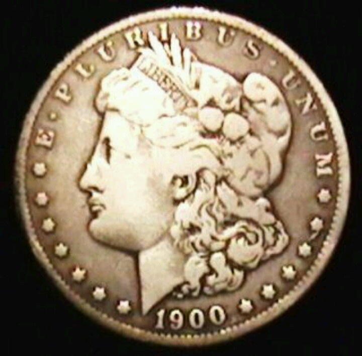 Old Coins E Pluribus Unum 1900 Me Money Pinterest Coins And