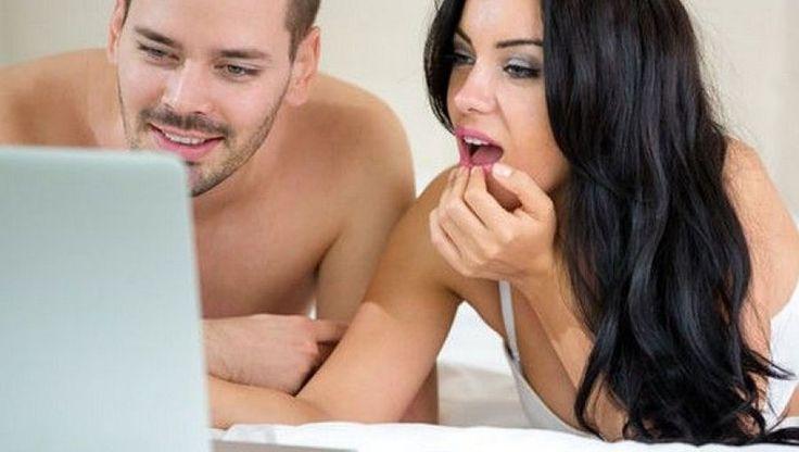 Τι εννοείς δεν έχεις δει ποτέ πορνό μαζί με την κοπέλα σου;