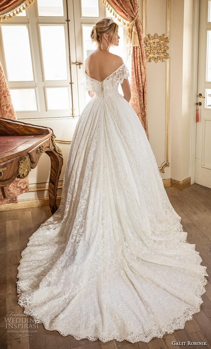 "Galit Robinik 2019 Wedding Dresses — ""The Princess"" Bridal Collection"