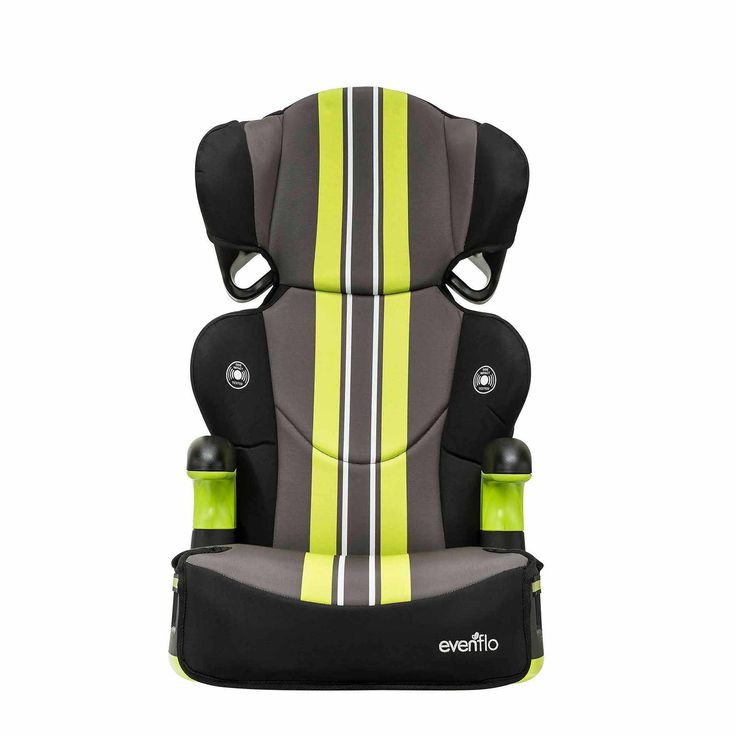 Car Seat Booster Evenflo Big Kid Sport High Back Grand Prix - Booster to 80lbs