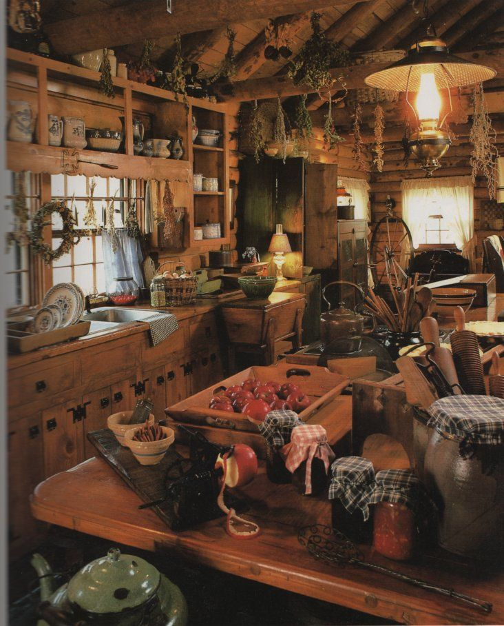enchanting log cabin cozy living rooms | A Log Cabin in the Enchanted Forest: My latest blog post ...