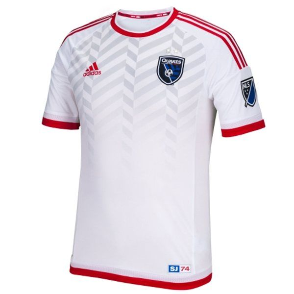 San Jose Earthquakes 2015 adidas Away Kit