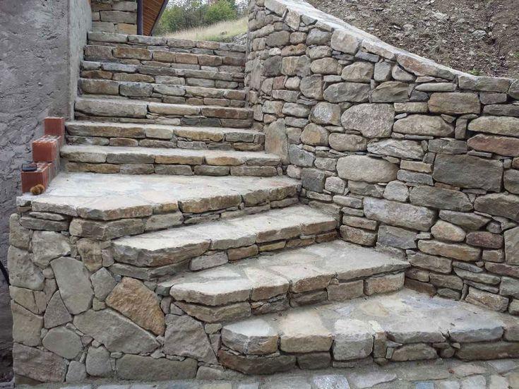28 best scala esterna pietra images on pinterest article