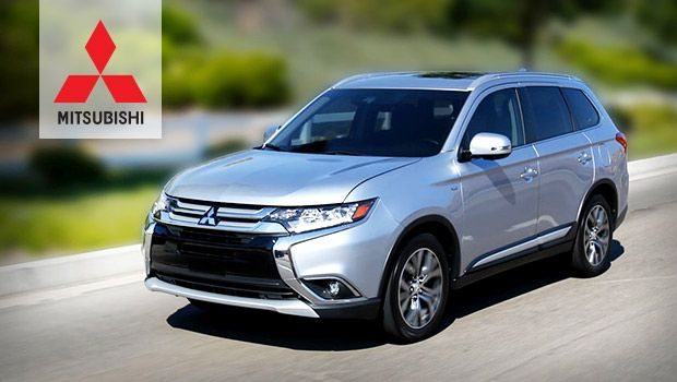 2018 Mitsubishi Outlander Redesigned Compact Suv With V6 Engine Sellanycar Com Sell Your Car In 30min Mitsubishi Outlander Compact Suv Outlander