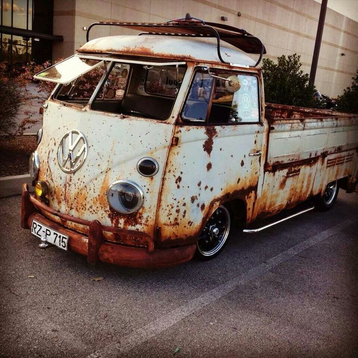 164 best images about Kombi Single Cab Ute on Pinterest