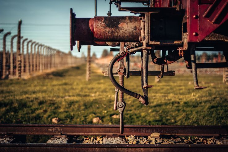 Train for Death by Václav Štěch on 500px