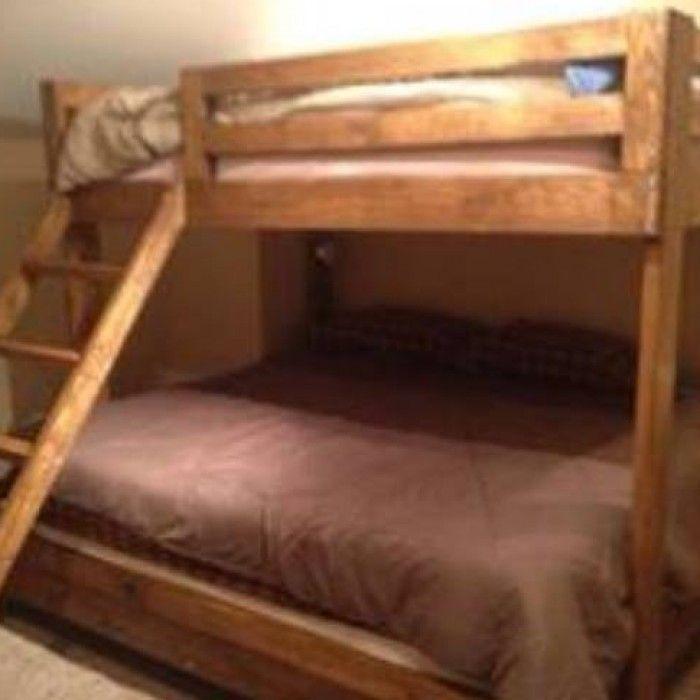Mejores 58 imágenes de Custom Built Bunk Beds in Ms en Pinterest ...