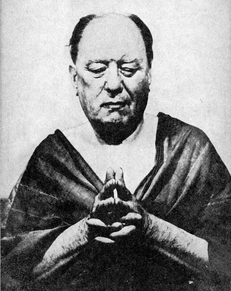 Aleister Crowley Tarot: 17 Best Images About Master Therion On Pinterest