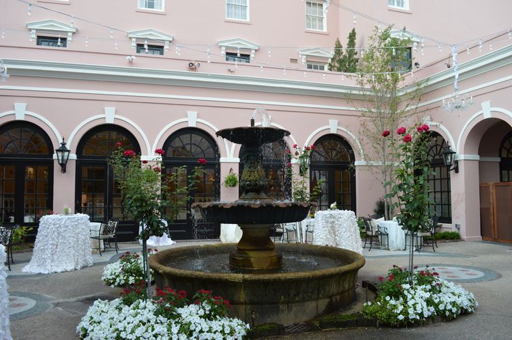 45 Best Weddings Barbadoes Room Amp Courtyard Images On
