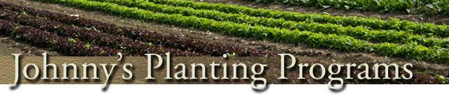 Spinach Planting Program -- Varieties to Match Your Harvest Season