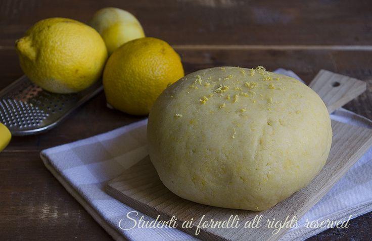 ricetta pasta frolla al limone biscotti e crostate ricetta facile veloce golosa