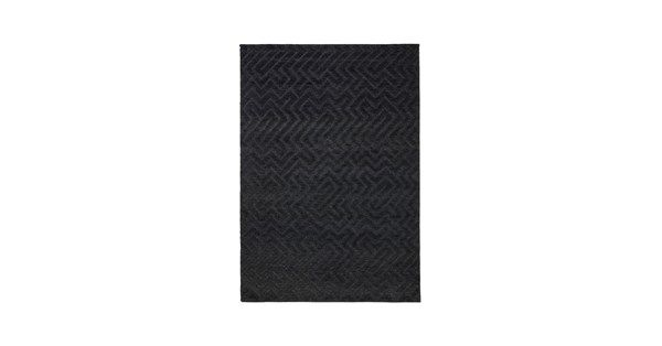 Ellora matta - grey - Vävda mattor – Möbler från Svenssons i Lammhult