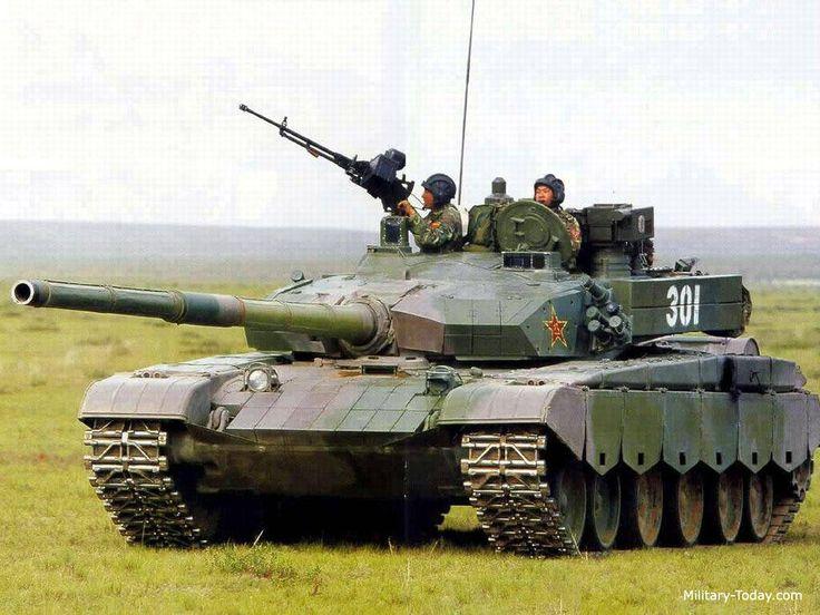Chinese Type 99 Main battle tank