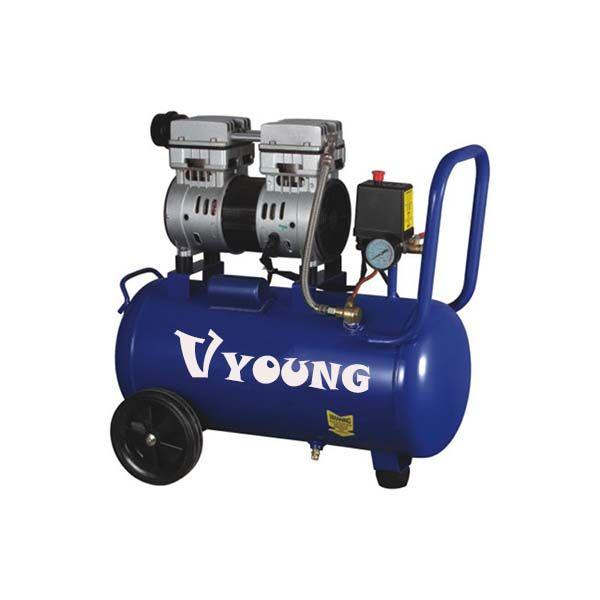 Manufacturers auto portable mini oilless air compressor