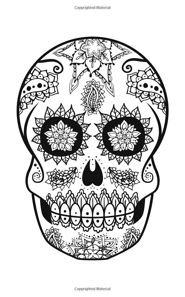 icolor sugar skulls snowflake cap