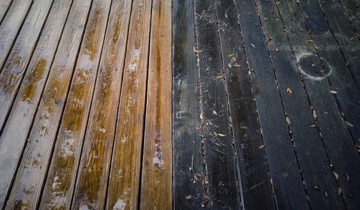 Dirty wood decks are ugly and can be dangerously slippery. Use a power washer the right way to give your wood deck a shiny new look to make it more inviting and safe for use.
