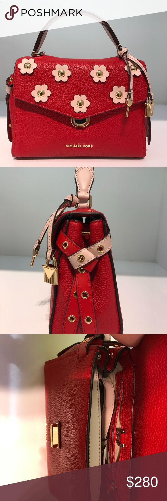 Michael Kors Bristol Handbag AUTHENTIC michael kors Bristol satchel. Brand new. has never been worn. tag is still attached. handbag comes with dustbag. Spring 2018 collection. Michael Kors Bags Satchels