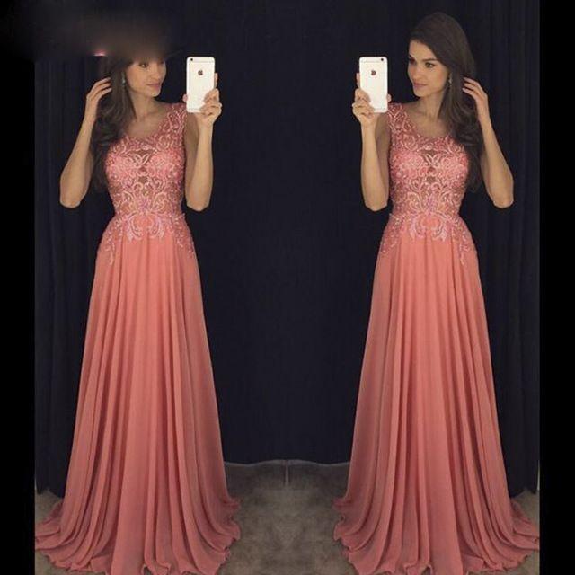 Vivian v prom dress elegant