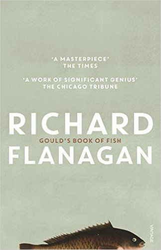 Gould's Book Of Fish eBook: Richard Flanagan: Amazon.com.au: Kindle Store   Gould, a white convict who fell in love with a black woman and discovered too late that to love is not safe. Silly Billy Gould, invader of Australia, liar, murderer & forger, condemned to the most feared penal colony in the British Empire and there ordered to paint a book of fish.