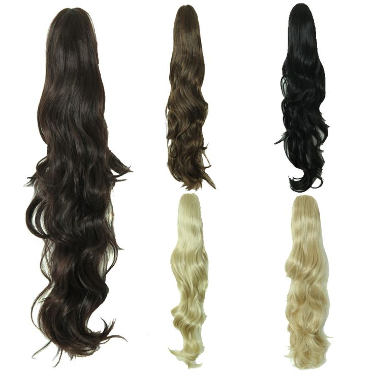 29 inch synthetic  Lady Women Curly Wavy Claw Clip Ponytail Pony ponytail curly hair extensions with clips in -  http://mixre.com/29-inch-synthetic-lady-women-curly-wavy-claw-clip-ponytail-pony-ponytail-curly-hair-extensions-with-clips-in/  #Ponytails