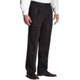 Dockers Men's Never Iron Pleated Pant (Apparel)By Dockers