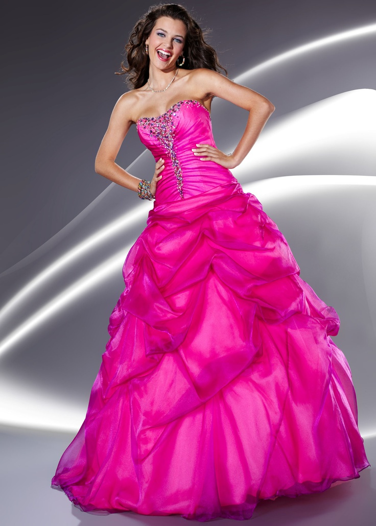 Mejores 7 imágenes de prom dresses:) en Pinterest | Quinceanera ...