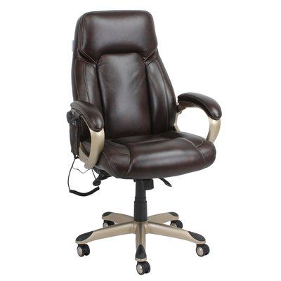 Barcalounger Massage High-Back Executive Chair