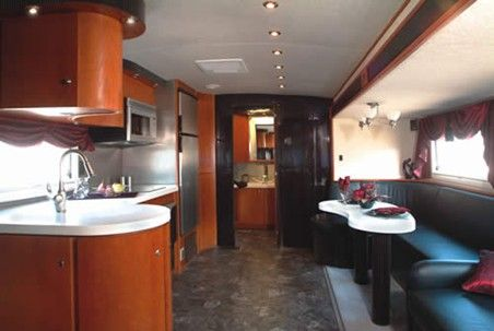 how to drive with a travel trailer
