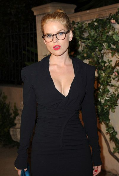 ALICE EVE GLASSES - See best of PHOTOS of the actress http://www.wildsound.ca/aliceeve.html