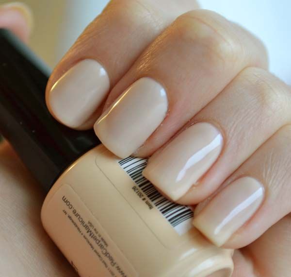 Red Carpet Manicure RCM - #150 Fake Bake perfect for Christmas tree manicure