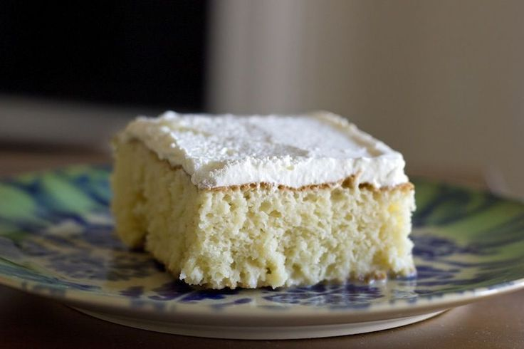 Gluten Free Tres Leches Cake |Hello Gluten Free
