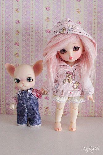 Melody and Ouawa!