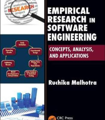 Empirical Research In Software Engineering: Concepts Analysis And Applications PDF