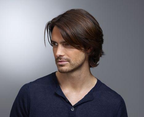 Astuce coiffure homme mi long