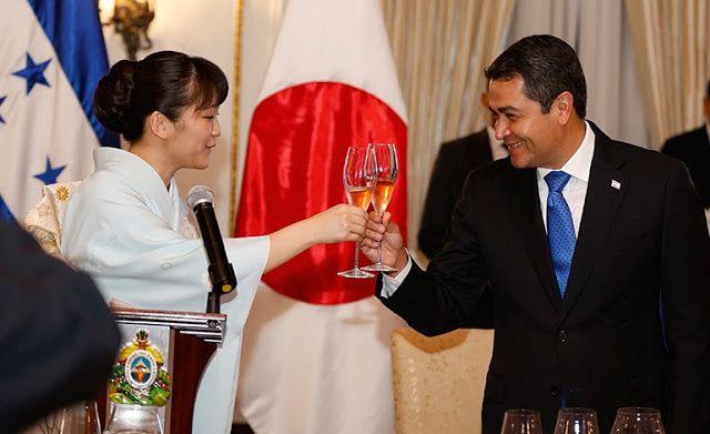 Honduras, Nación y Mundo: Viceministro de Asuntos Exteriores de Japón elogia...