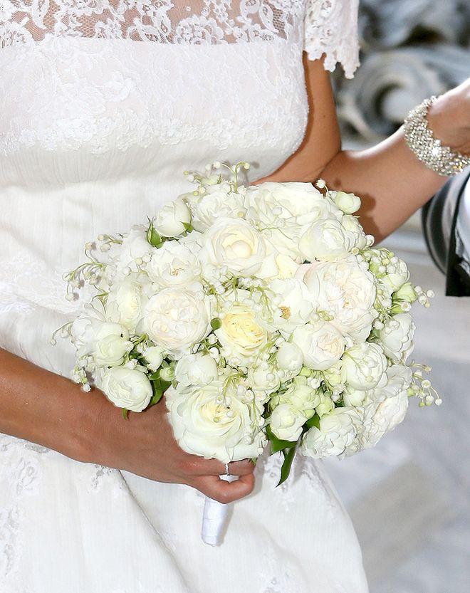 Свадебные букеты королевских свадеб, цветов городу
