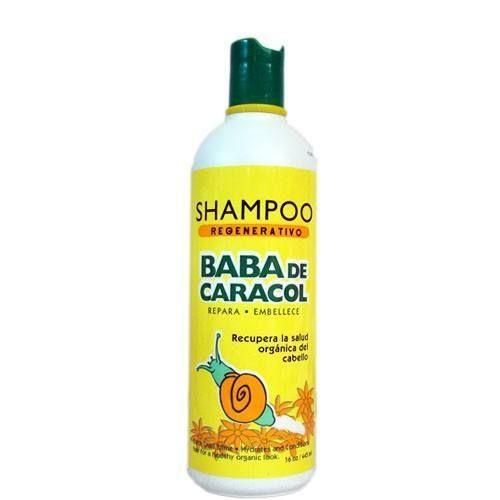 Baba De Caracol Shampoo 16 Ounce