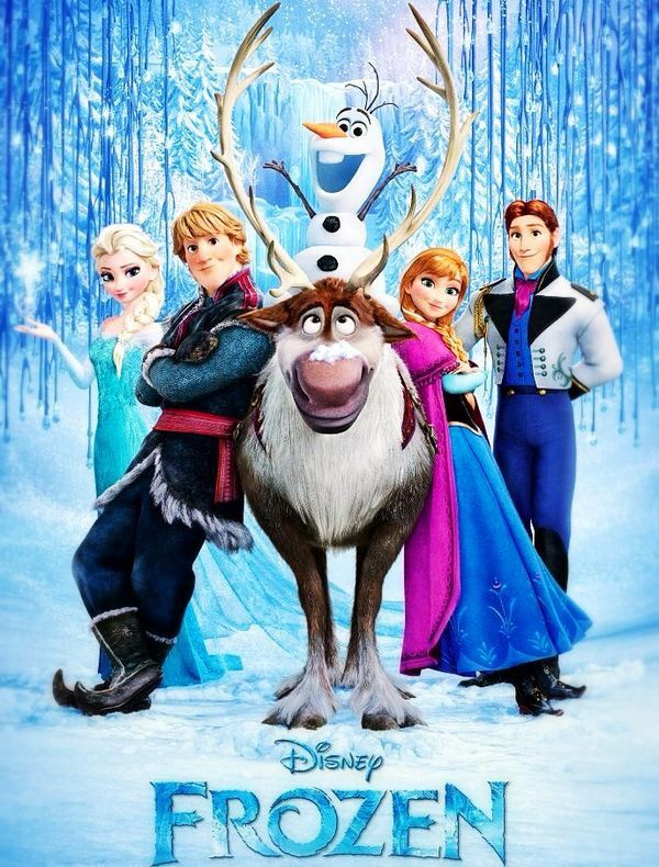 Frozen #movie #poster                                                                                                                                                                                 More
