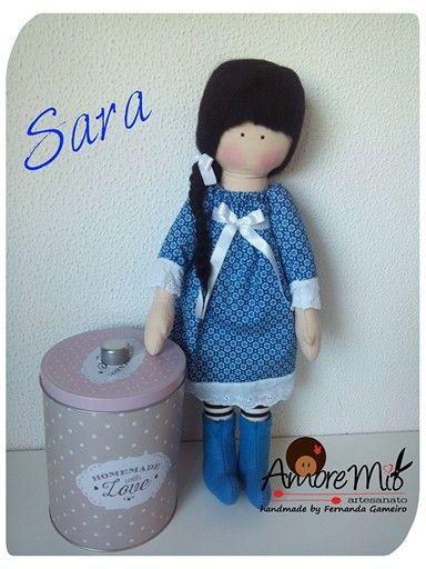 Sara..Gorjuss doll