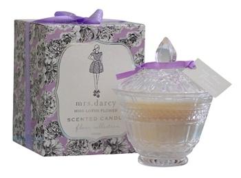Mrs Darcy - Australian candles