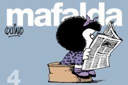 Coincidiendo con el 50 aniversario de Mafalda y el reciente premio a Quino como Premio Príncipe de Asturias de Comunicación y Humanidades nuestro club de lectura hará un repaso a sus aventuras.