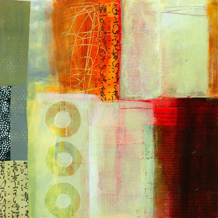 collage journeys: Layering and Making Textures