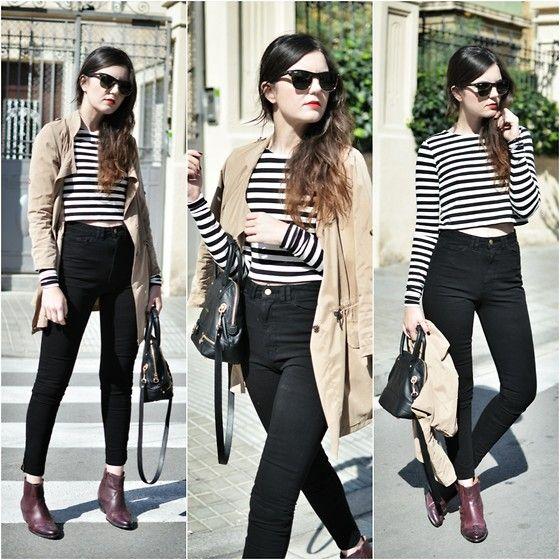 American Apparel // Black Jeans // A Wardrobe staple