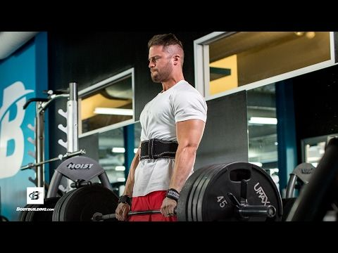 Bodybuilding.com: The Back Workout For Serious Strength & Definition | Mike Hildebrandt