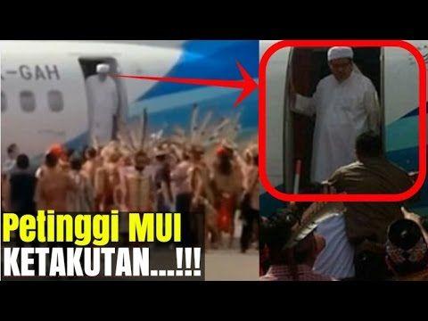 Dihadang Suku Dayak Wasekjen MUI Tengku Zulkarnain Ketakutan Tak Jadi Tu...
