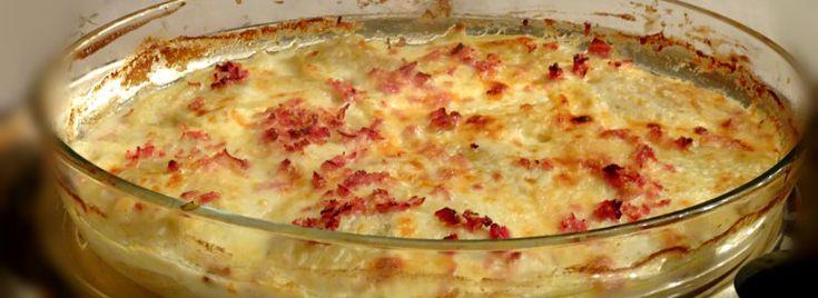 Teglia di finocchi al gratin  Un #contorno  #vegetariano moltosfizioso, che piacerà, senza alcun dubbio, a grandi e piccini. Un piatto saporito, perfetto per accompagnare carni arrostite oppure bolliti misti.